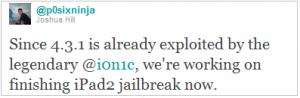 Jailbreak iPad2