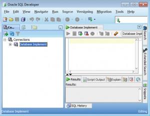 เชื่อมต่อ Oracle SQL Developer