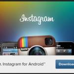 เปิดให้ดาวน์โหลดได้แล้ว Instagram for Android