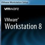 setup windows8 whit vmware