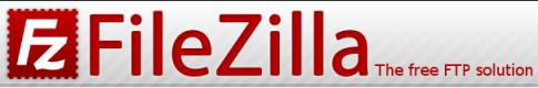 ดาวน์โหลดและติดตั้ง filezilla
