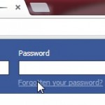 ลืมรหัสผ่าน Facebook (1)