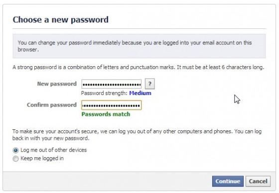 ลืมรหัสผ่าน Facebook (5)