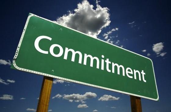 สร้าง Commitment ให้กับตัวเอง