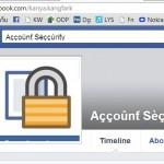 Facebook Account Seccurity