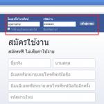 LoginFacebook