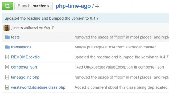 php-time-ago